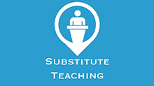 Substitue teaching
