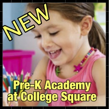New Pre-K Academy at College Square