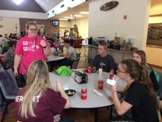 Transitions Camp at Rio Grande