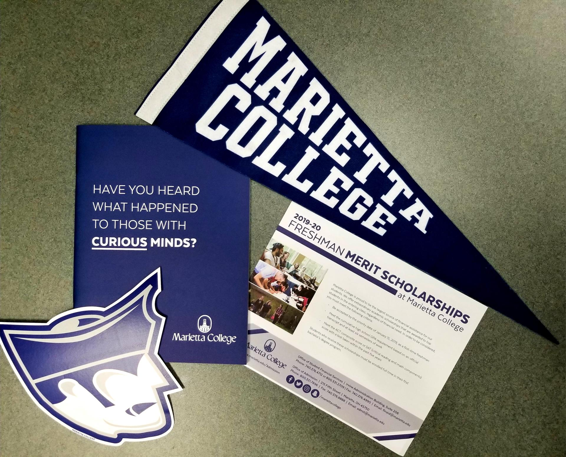 Marietta College Visit