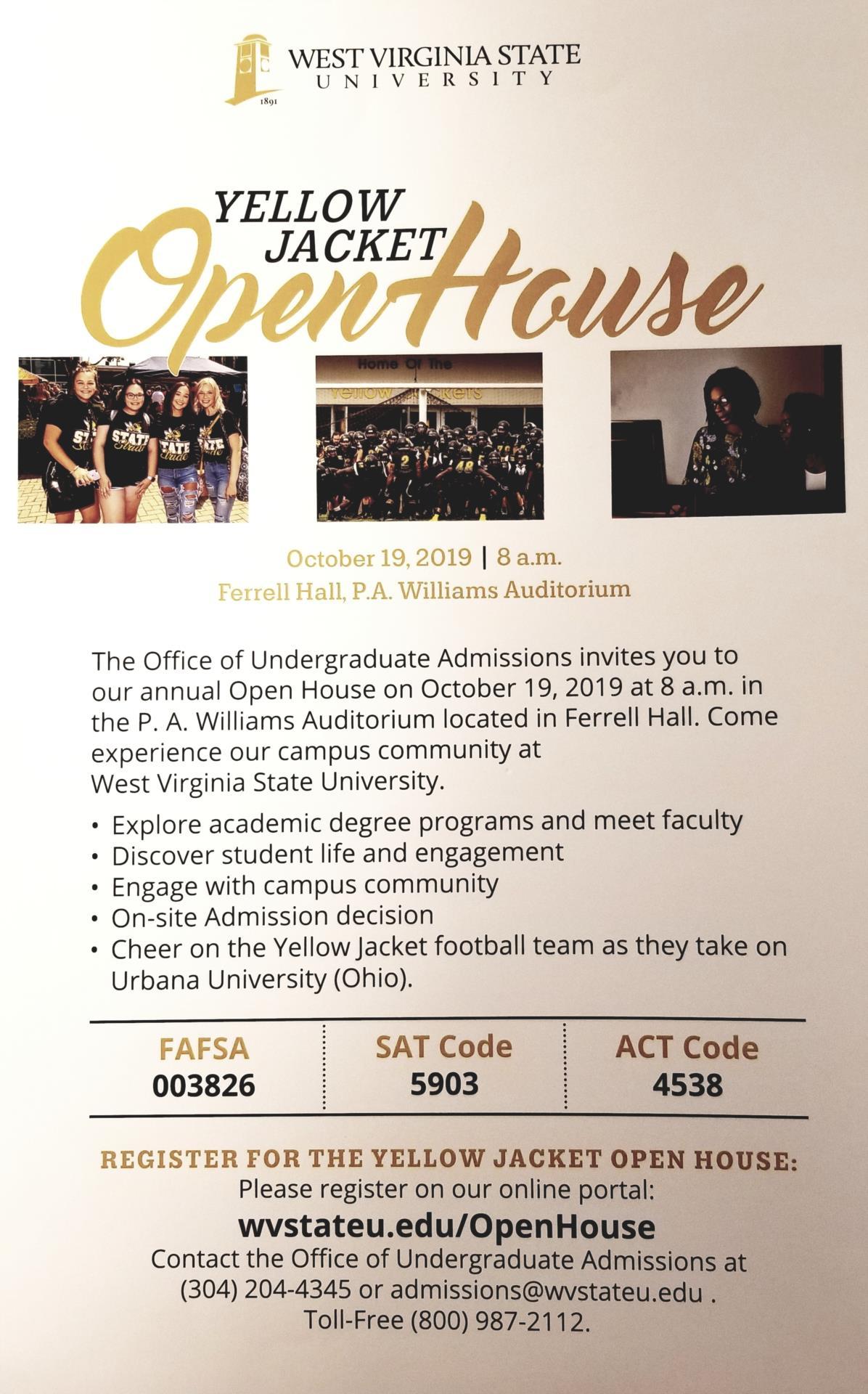 WV State University