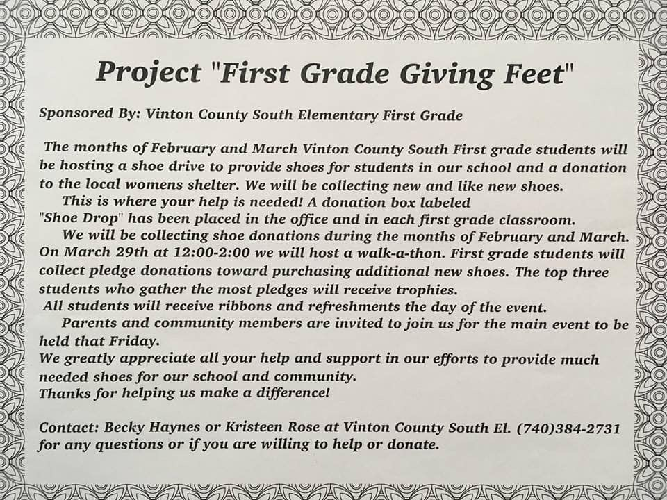 Giving Feet Project