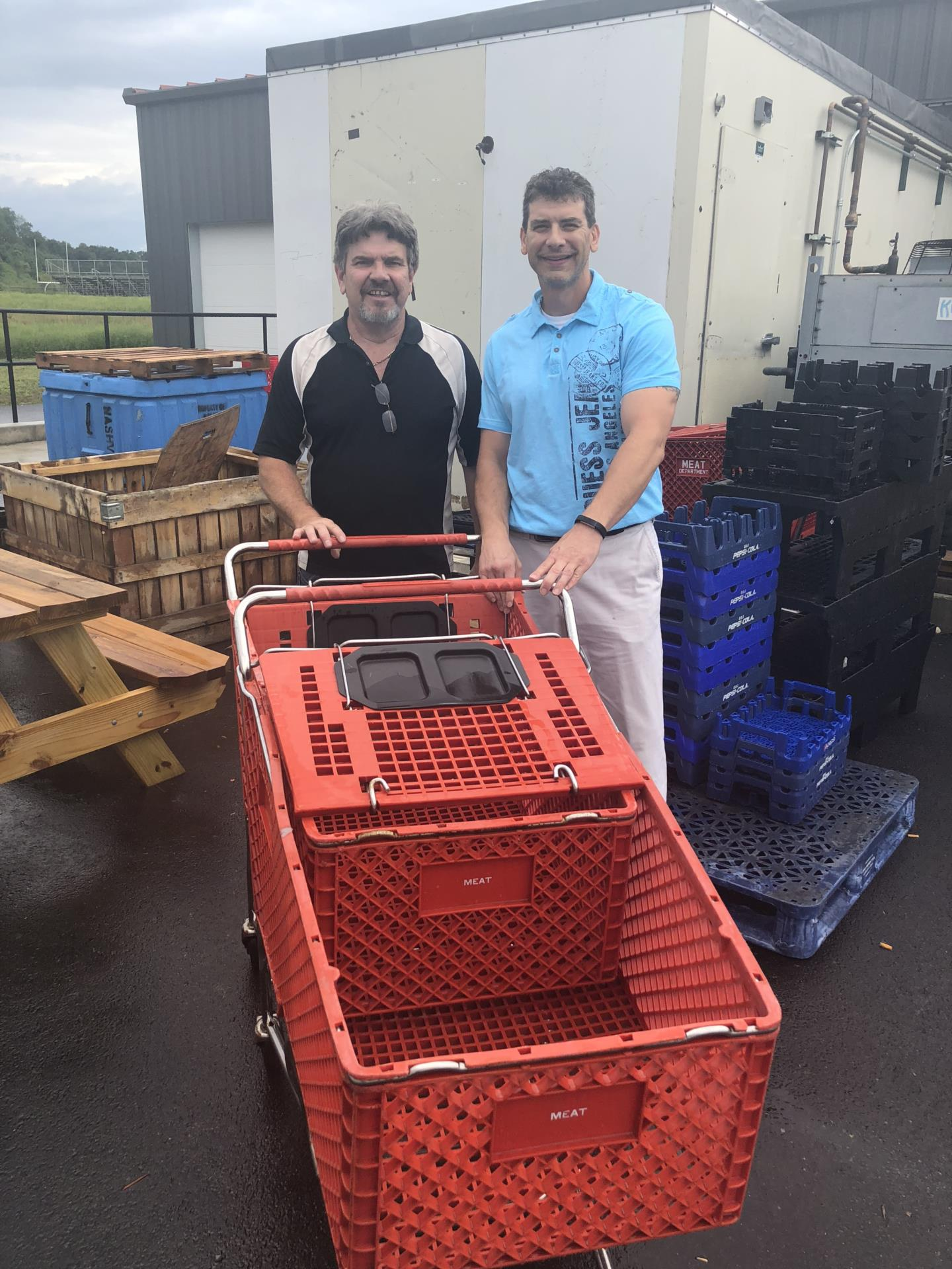 Campbells Market donates to Recycling Program