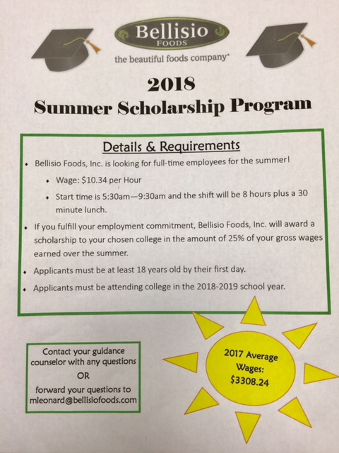 Bellisio Summer Program