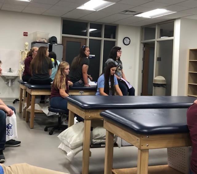 Shawnee State University Trip