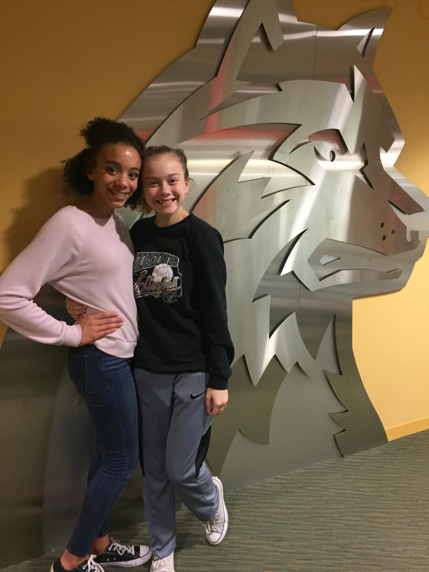 Wright State College Visit