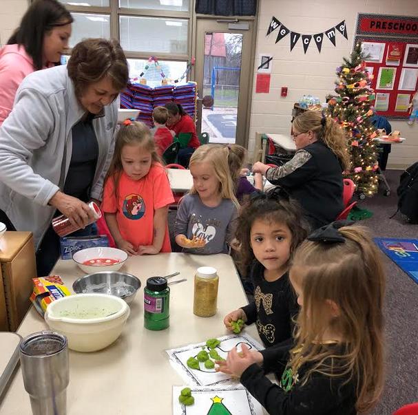 Preschool Make it - Take it Event