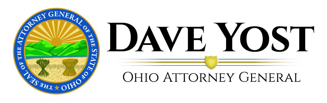 Attorney General Dave Yost Logo