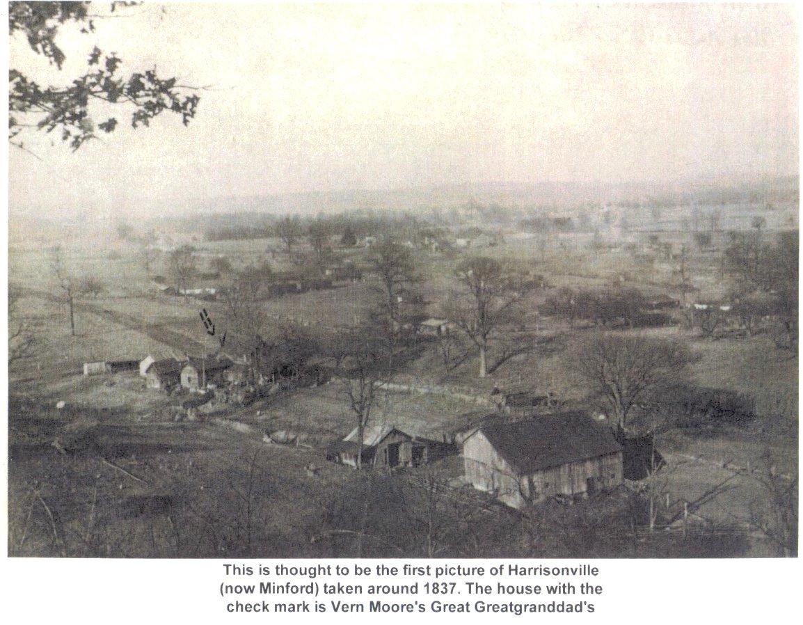 Harrisonville 1937