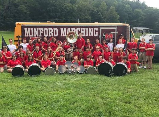 Marching Band 2019 Photo