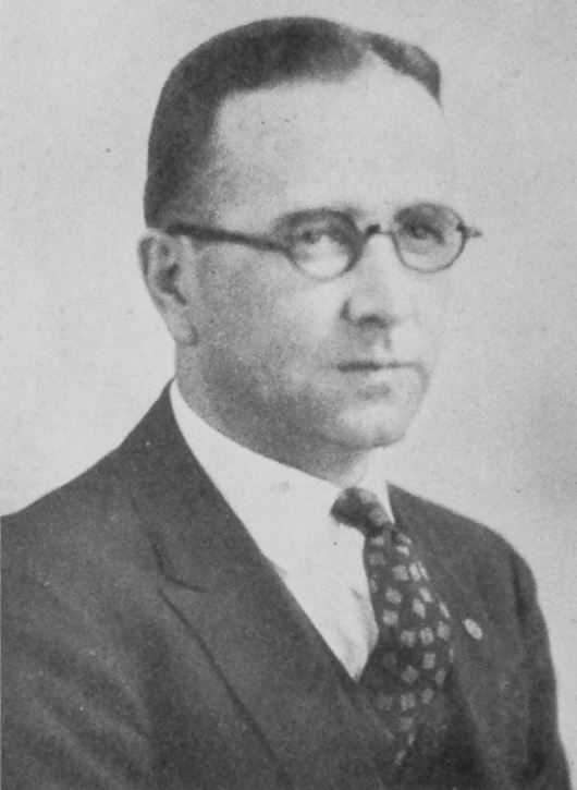 Mr. Ray G. Wood