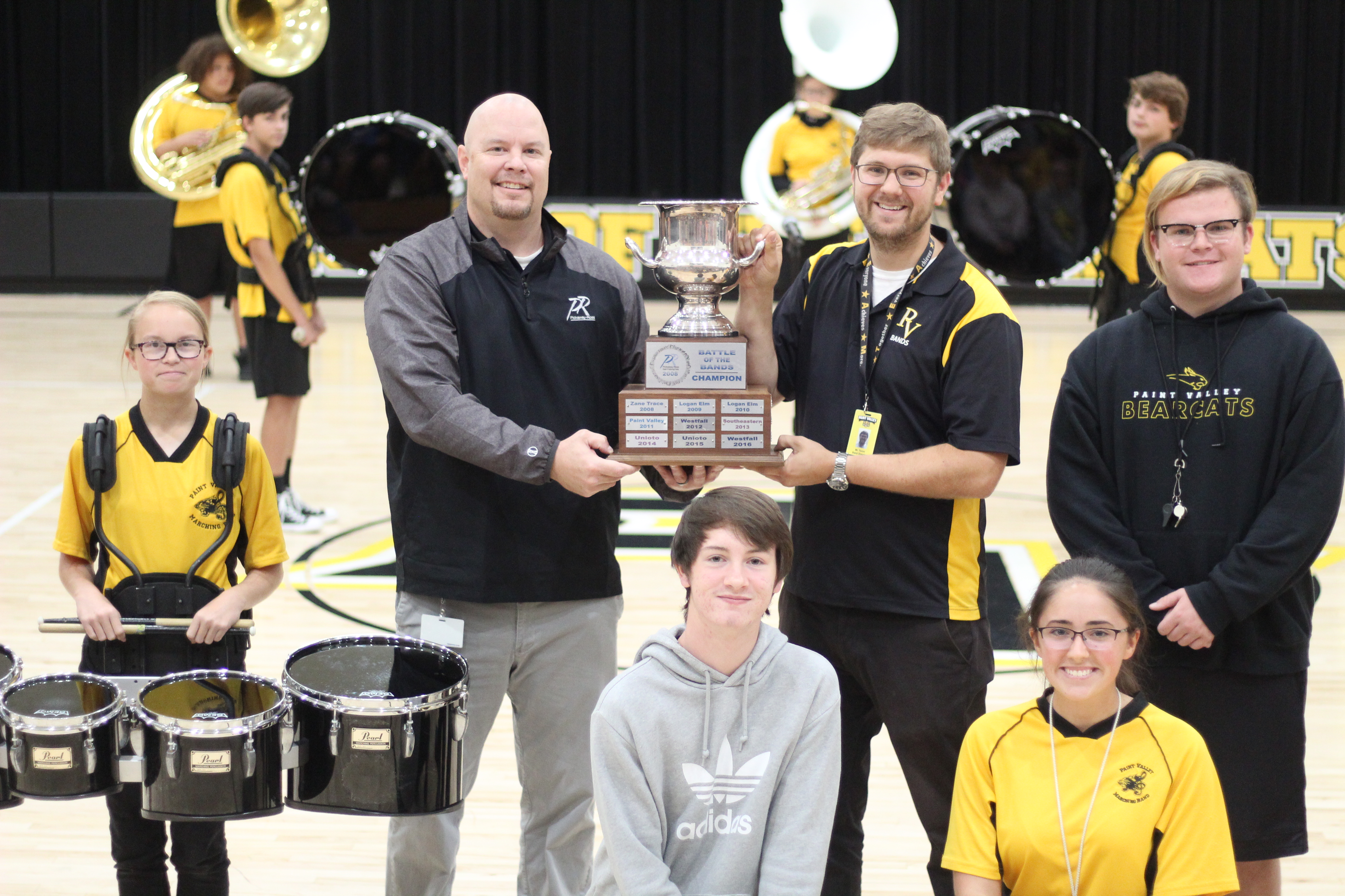 Paint Valley took home the trophy in 2019.