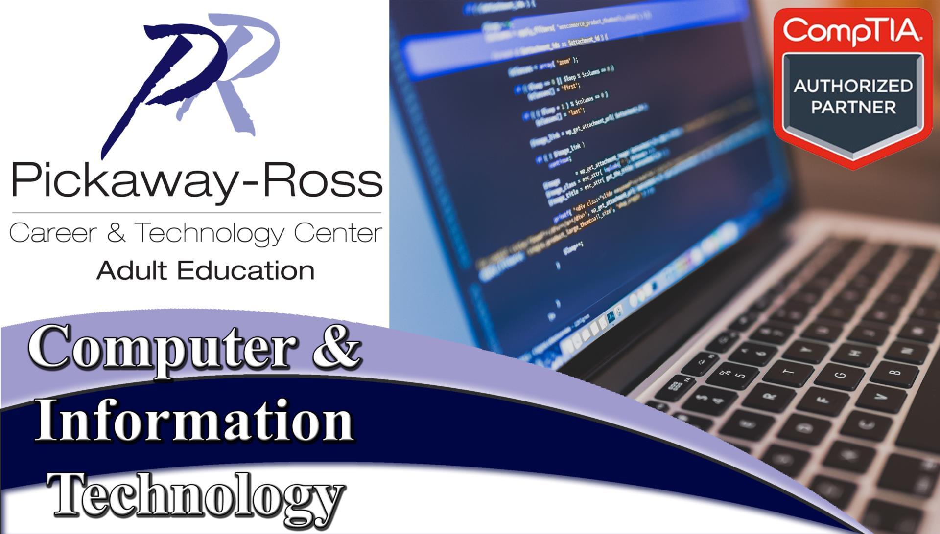 Pickaway-Ross Computer & IT logo